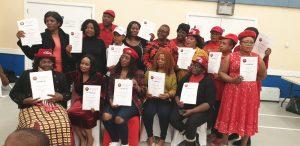 MDC UK & Ireland Provincial Women's Assembly Graduation ceremony - 2nd November 2019